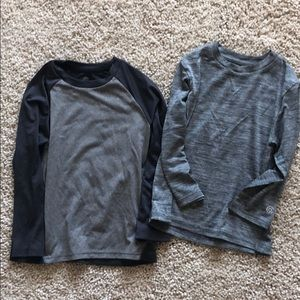 Champion Dry-fit long sleeve shirts